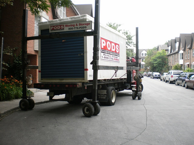 dumpster rental and storage containers make the perfect pair