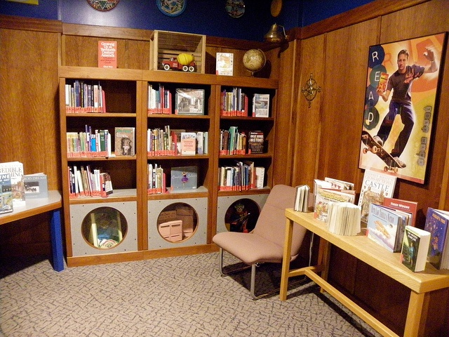one empty basement idea is to create a play room