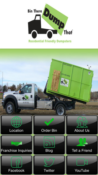 Bin There Dump That's smartphone app is a great moving day aid