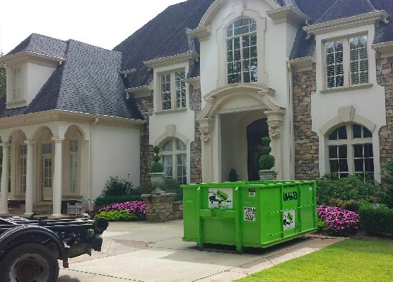 Think outside the bin and make your next housewarming gift a dumpster rental.