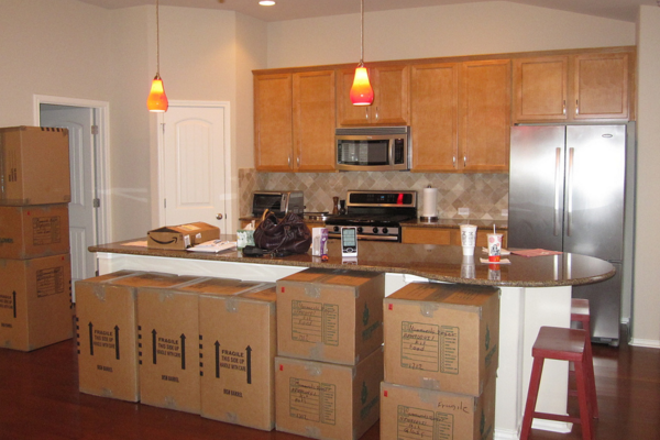 A dumpster rental is a great gift for those homeowners looking to downsize.