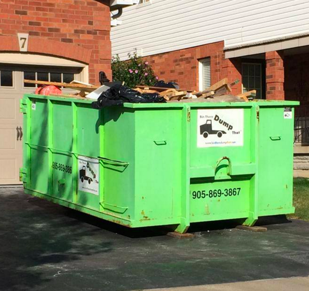 When it comes to any major home improvement project, dumpster rental is a must.