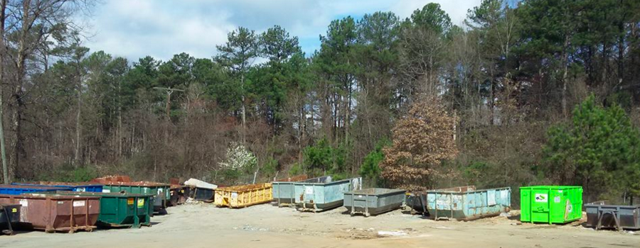 Your dumpster rental bin should be clean, tidy and professional.