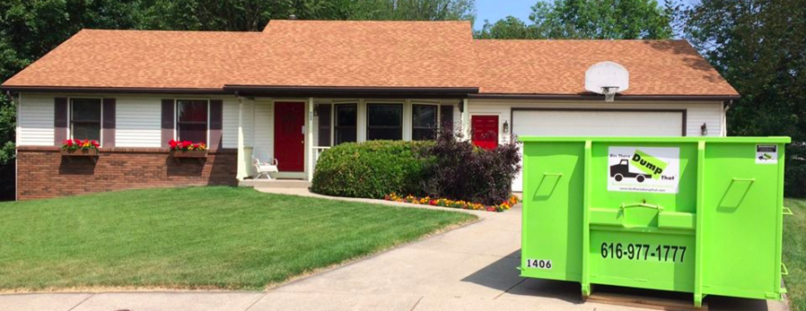 There are more than just a few reasons why homeowners need to rent a dumpster.