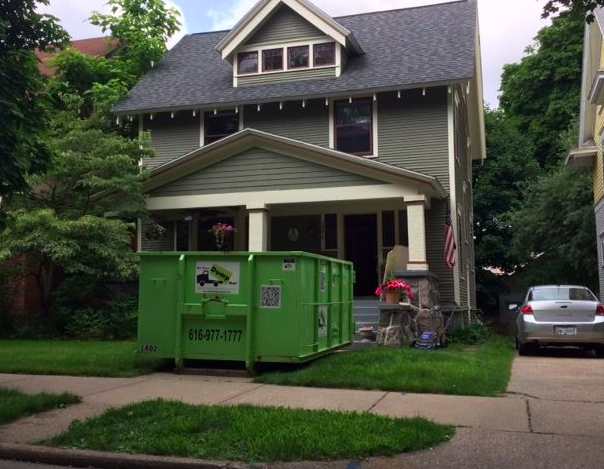 Bin There Dump That dumpsters come in a variety of convenient sizes to fit any space.