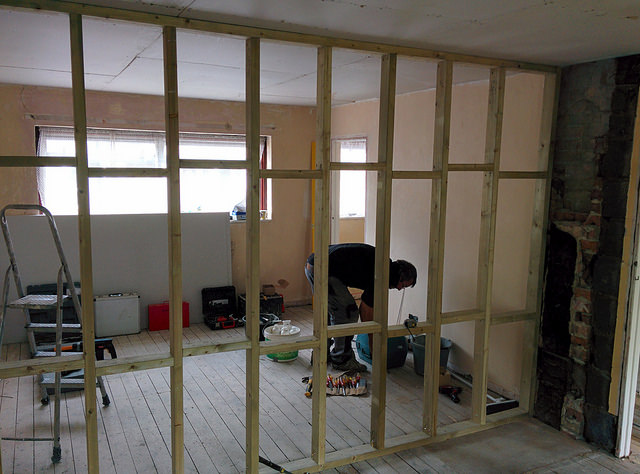 home remodeling is sometimes best left to licensed professionals