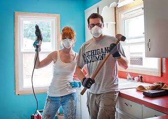 critics say house flipping shows oversimplify the home renovation process