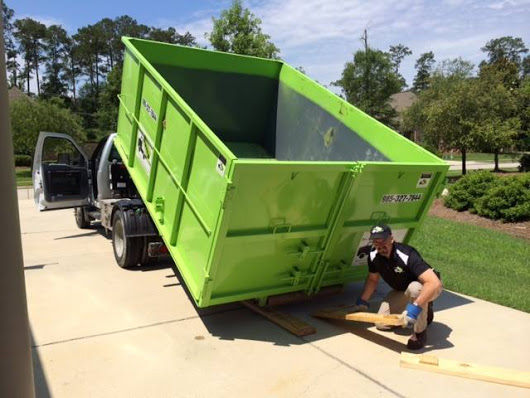 Bin There Dump That Dumpster Rental Driveway Protection