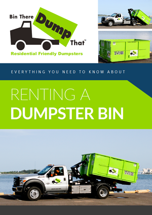 Everything You Need To Know About Renting a Dumpster Bin