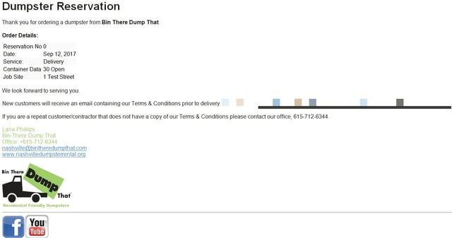 Confirmation Notice of Rented Dumpster.jpg