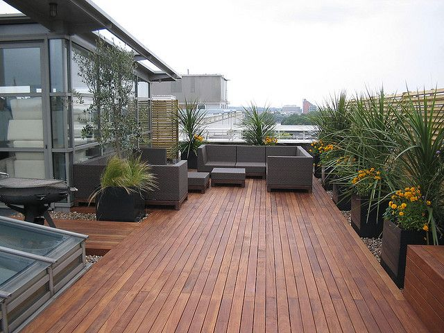 Home Roof Deck