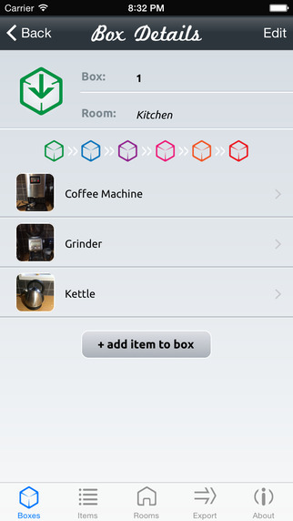 Moving Van is a top smartphone app for moving