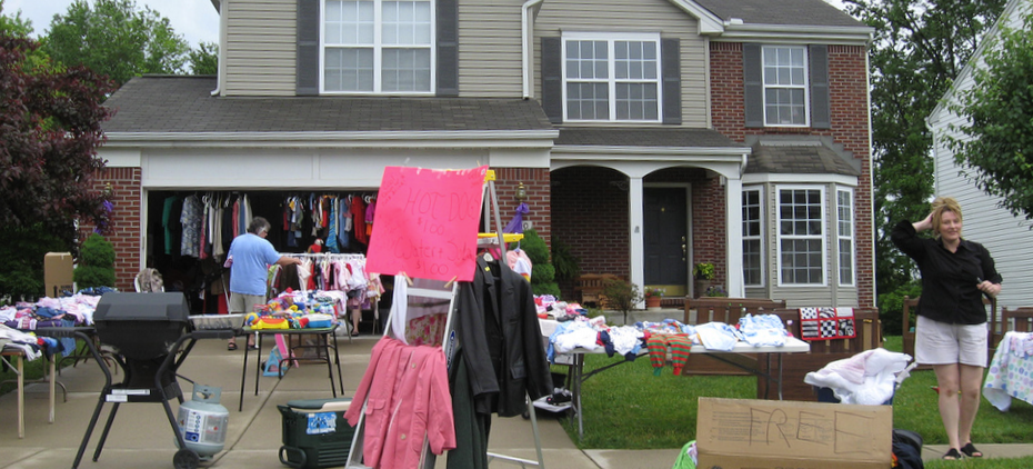 There are plenty of garage sale tips and tricks available to improve the success of your sale.
