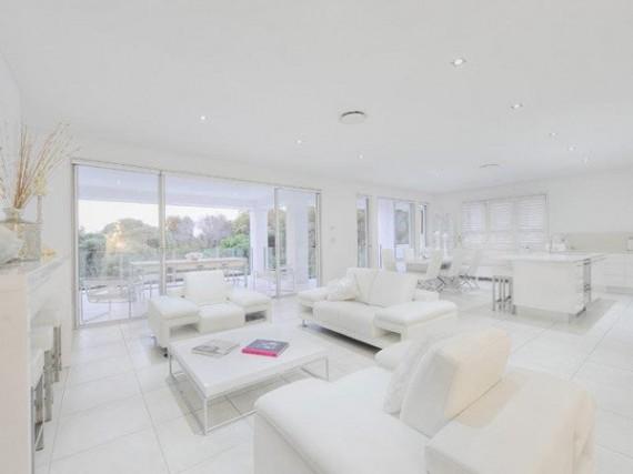 White Interior Home