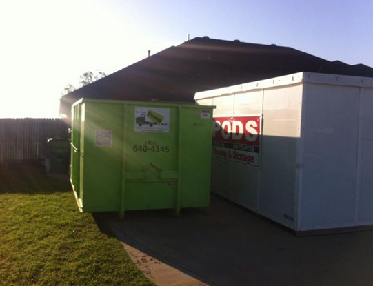 Renting A Dumpster And Storage Container At The Same Time Is An Excellent Idea