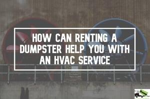 renting-a-dumpster-hvac-service-new