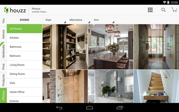 Review the 4 best interior design apps for homeowners - Interior design app free ...